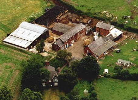 image map of farm buildings